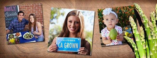 Snap a selfie for #cagrown