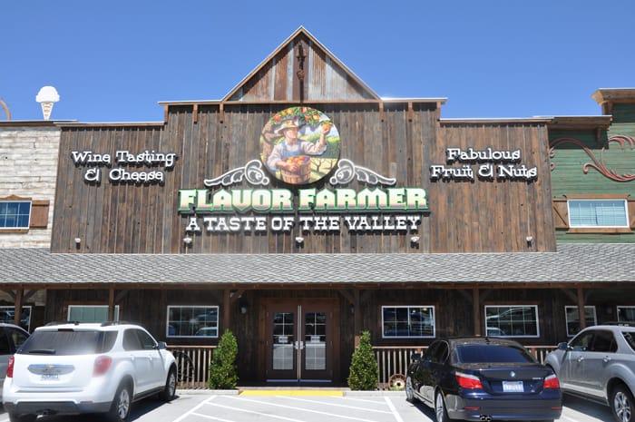 California Extreme Farm Stands – Bravo Farms