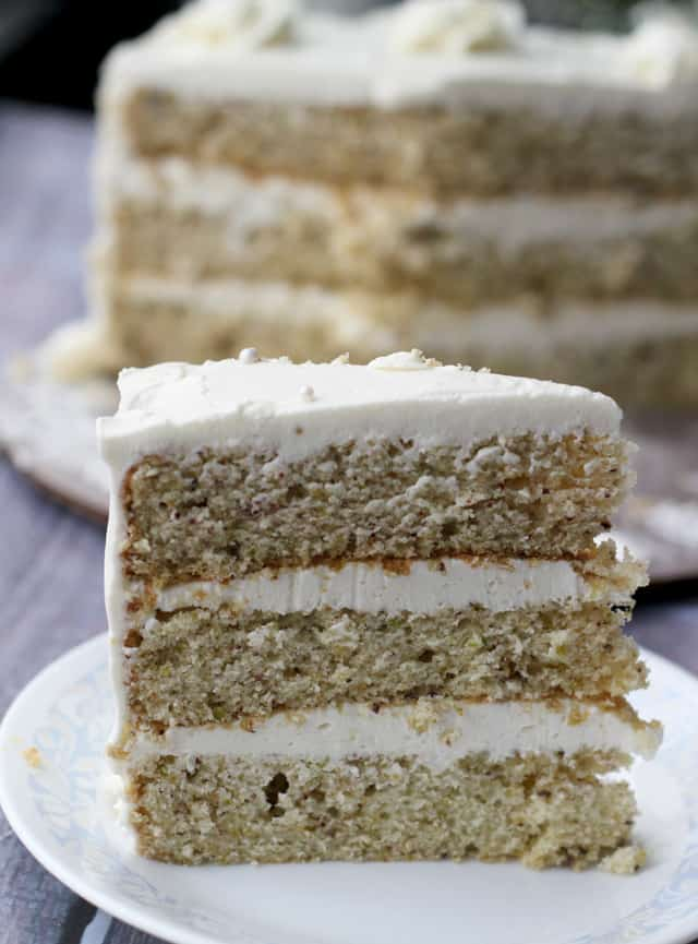 Pistachio Dream Layer Cake