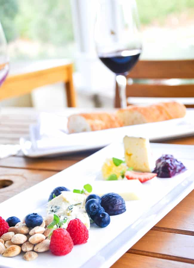 Justin Winery Restaurant – Paso Robles, CA