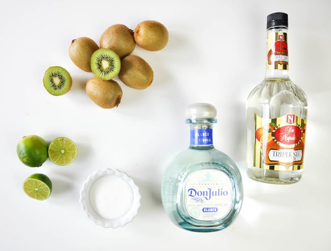 Kiwi Margaritas Recipe  Ca Grown