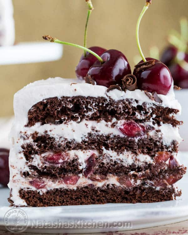 20 Fresh Cherry Recipes :: These are all to die for! Can't wait for Cherry Season!