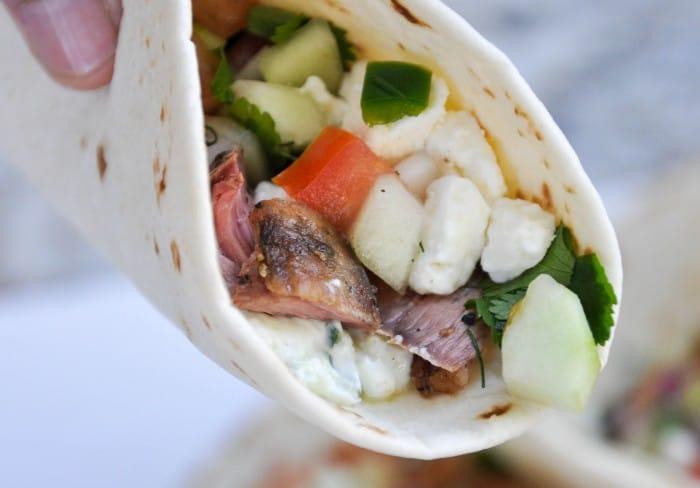 Grilled Lamb Asada Tacos Recipe