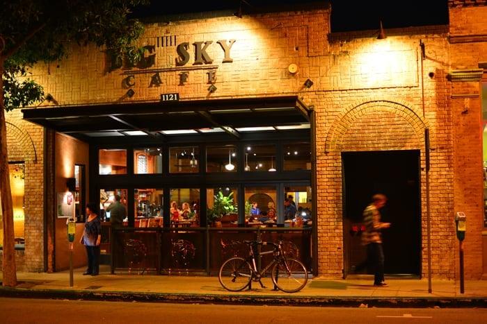 Big Sky Cafe Slo Ca