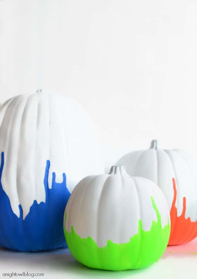 Neon-Paint-Dipped-Pumpkins-61