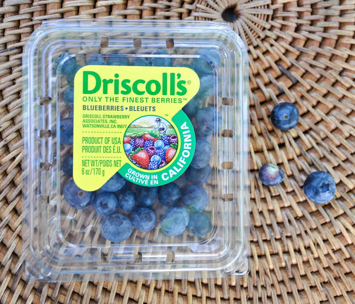 Driscoll's Blueberry Package