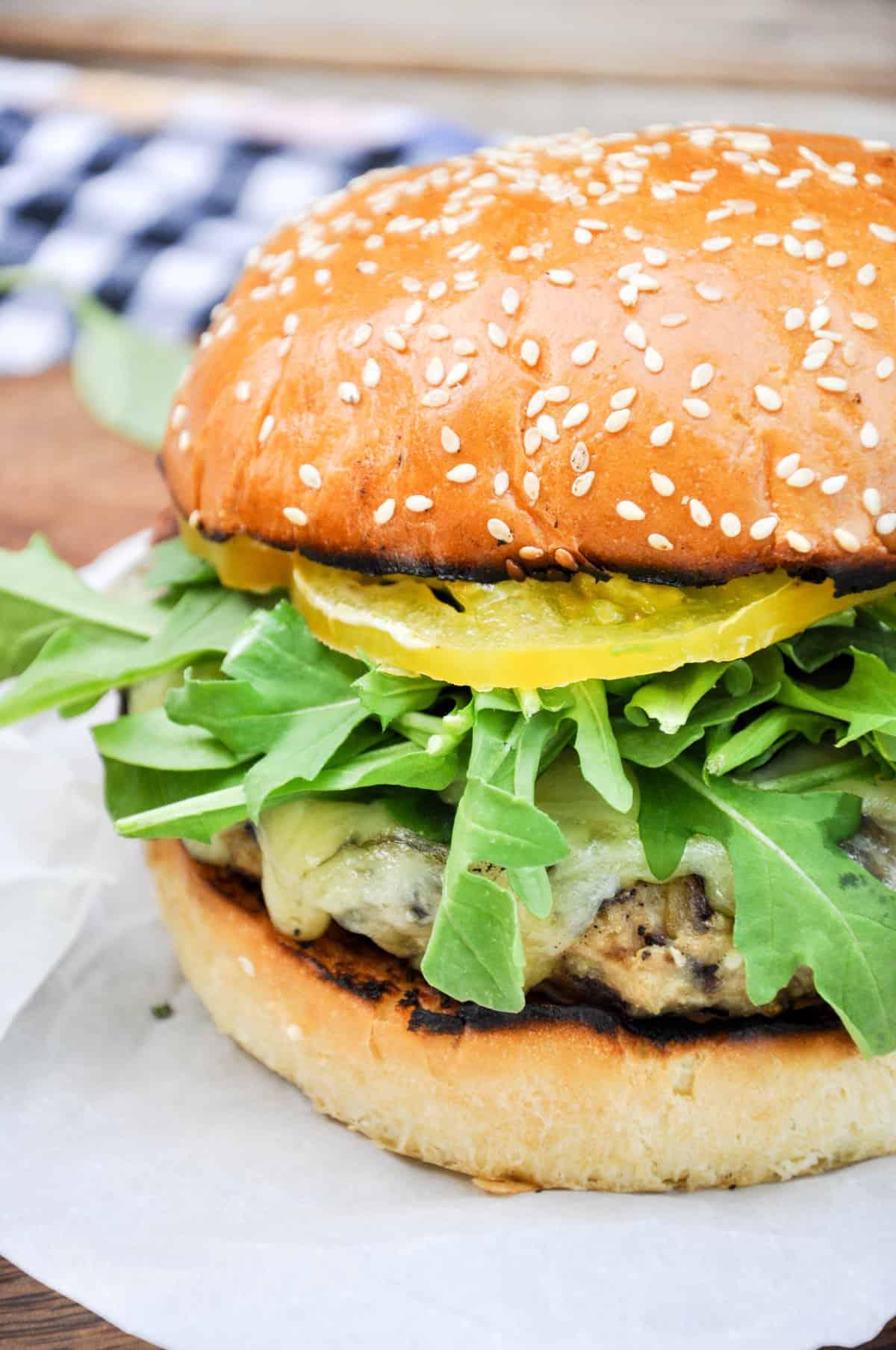 Cali Turkey Burgers – 2 Ways!