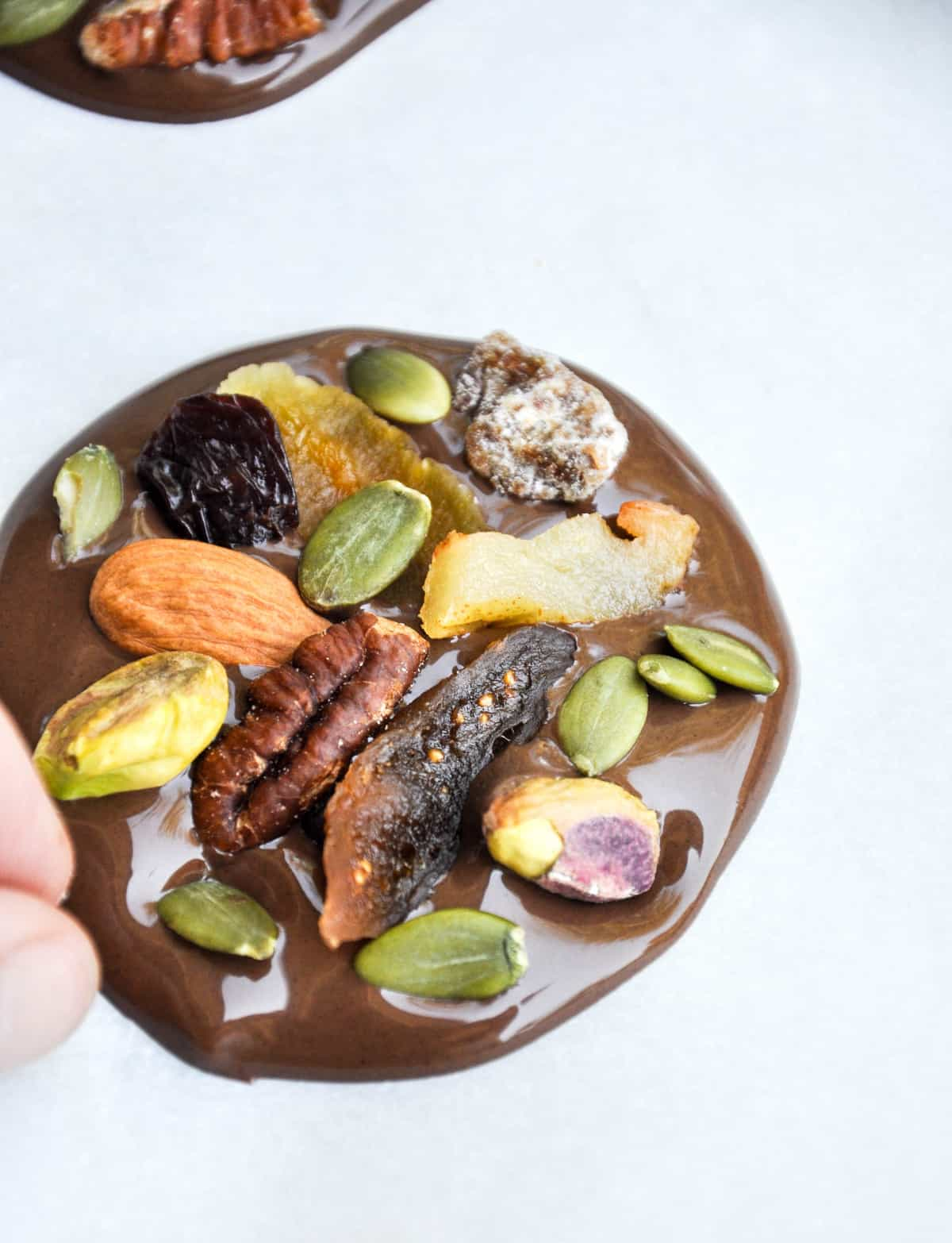 Dried Fruit and Nut Super Snack