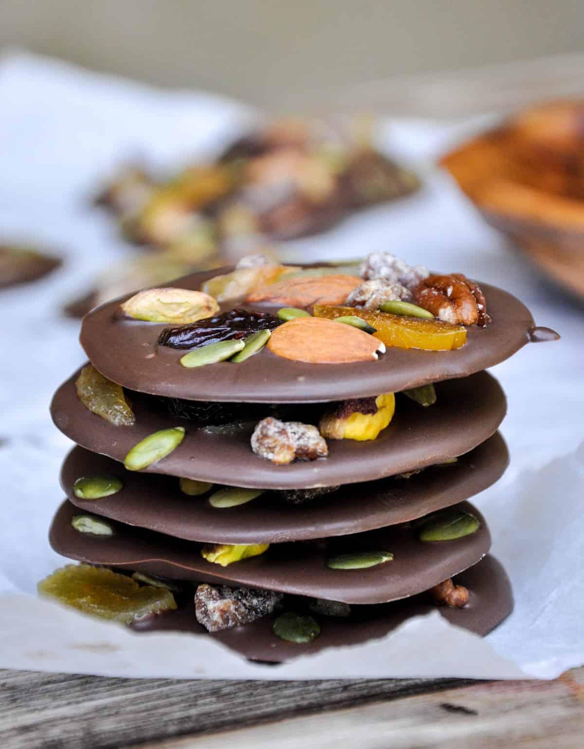 Fruit & Nut Super Snacks