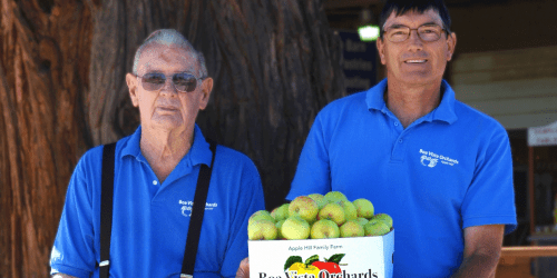 Meet a Farmer: Brad Visman of Boa Vista Orchards