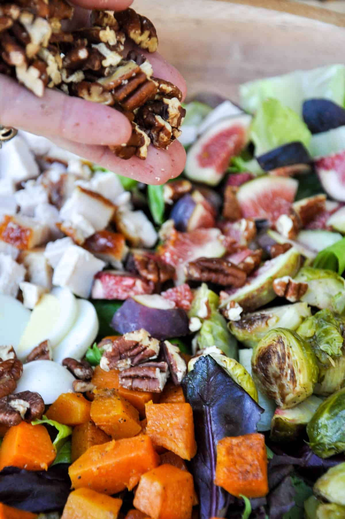 Thanksgiving surplus salad california grown for Salad for thanksgiving best recipes
