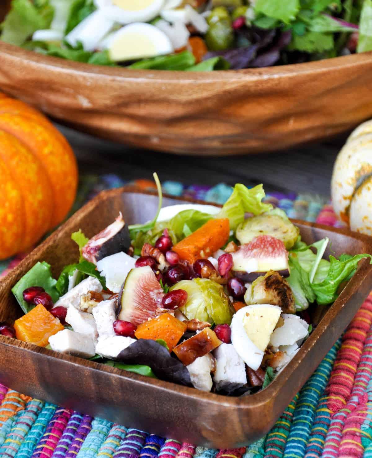 Thanksgiving Surplus Salad