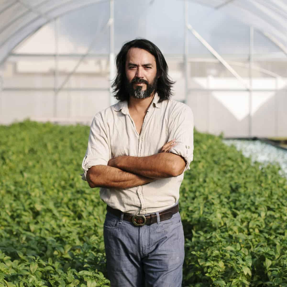 CA GROWN - Meet a Farmer - Edgar Hercila - Civitas Organics