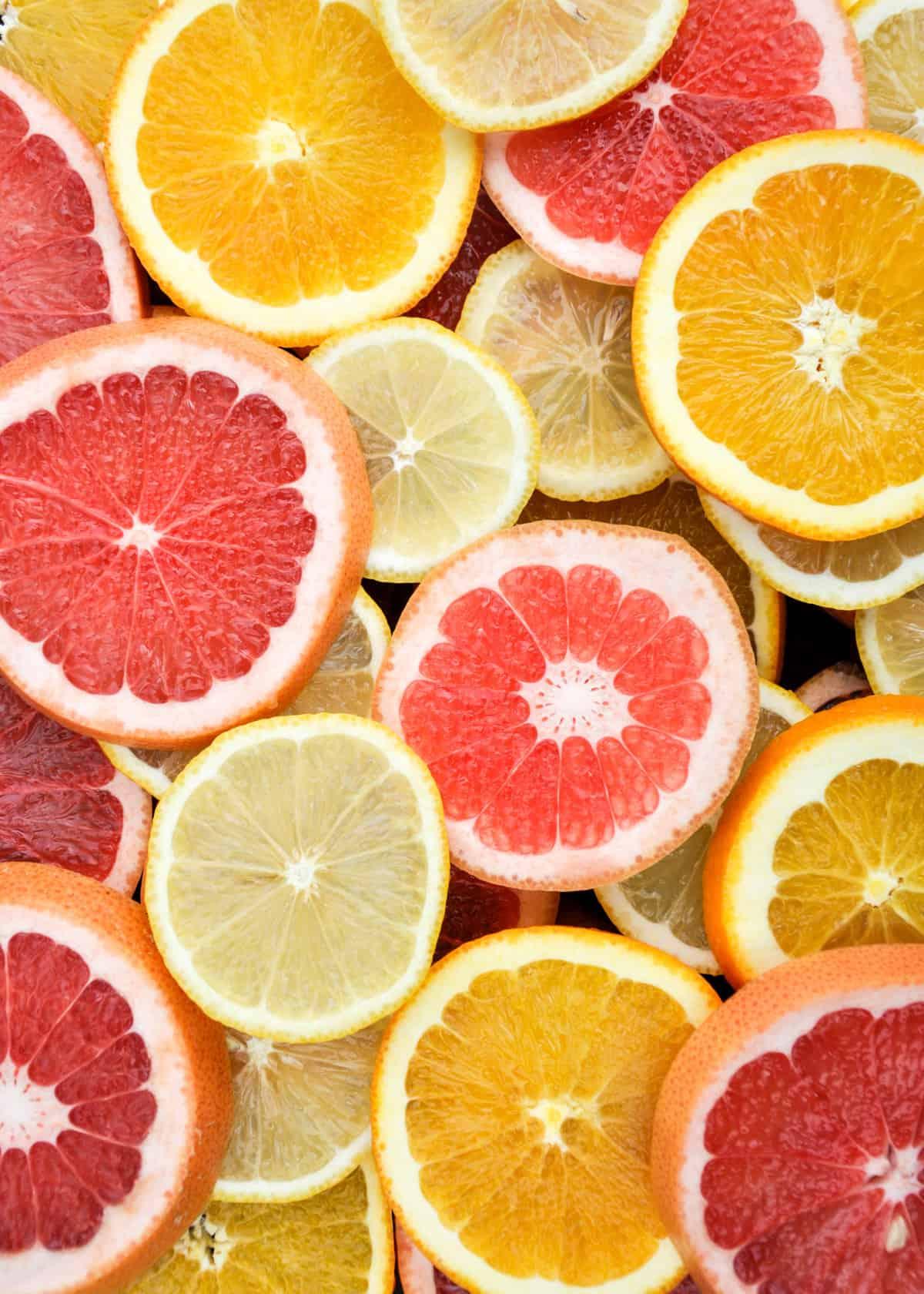 California Citrus Recipe Roundup