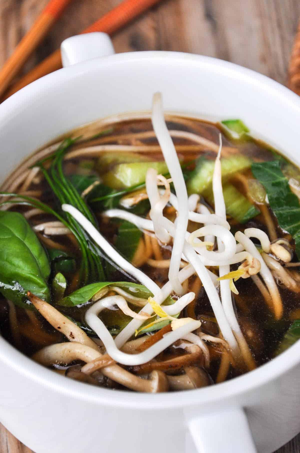 Asian Vegetable Ramen California Grown