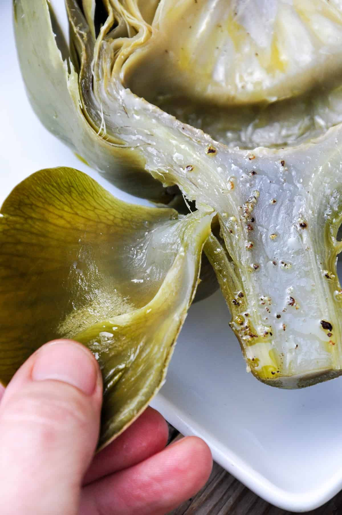 Fool-Proof Artichoke with Three Dipping Sauces