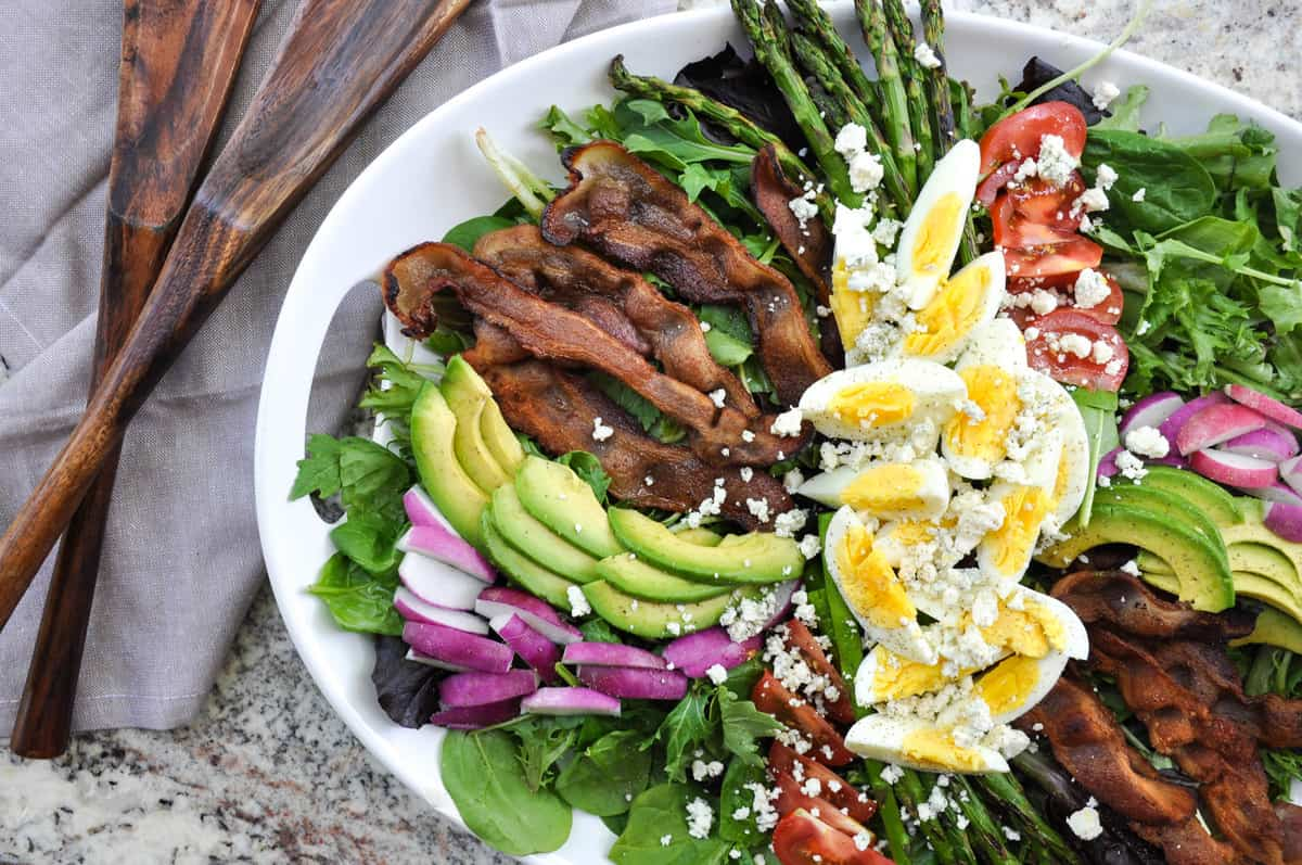 California Goddess Cobb Salad