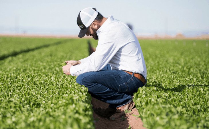 Meet a Farmer: Josh Roberts of Taylor Farms | California Grown