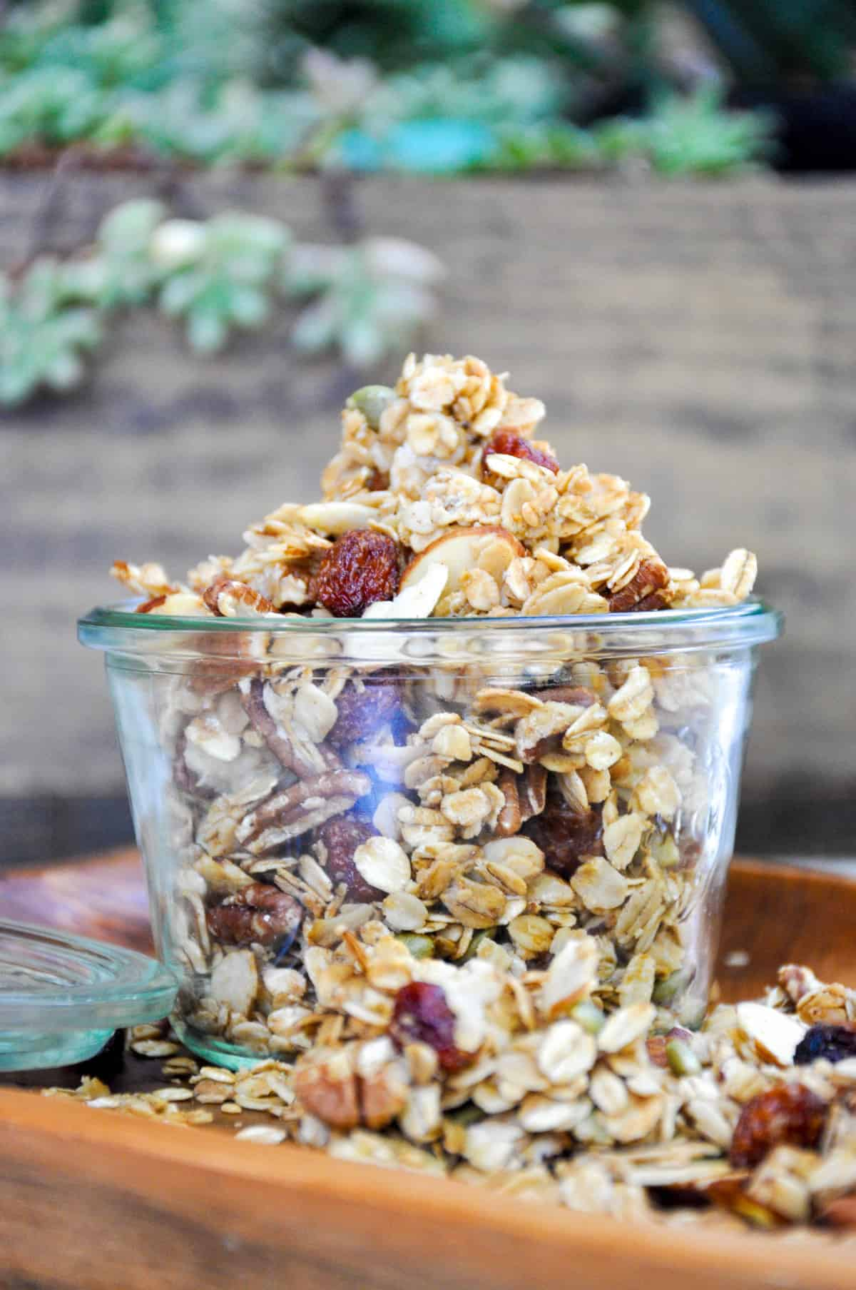 Nutty California Granola