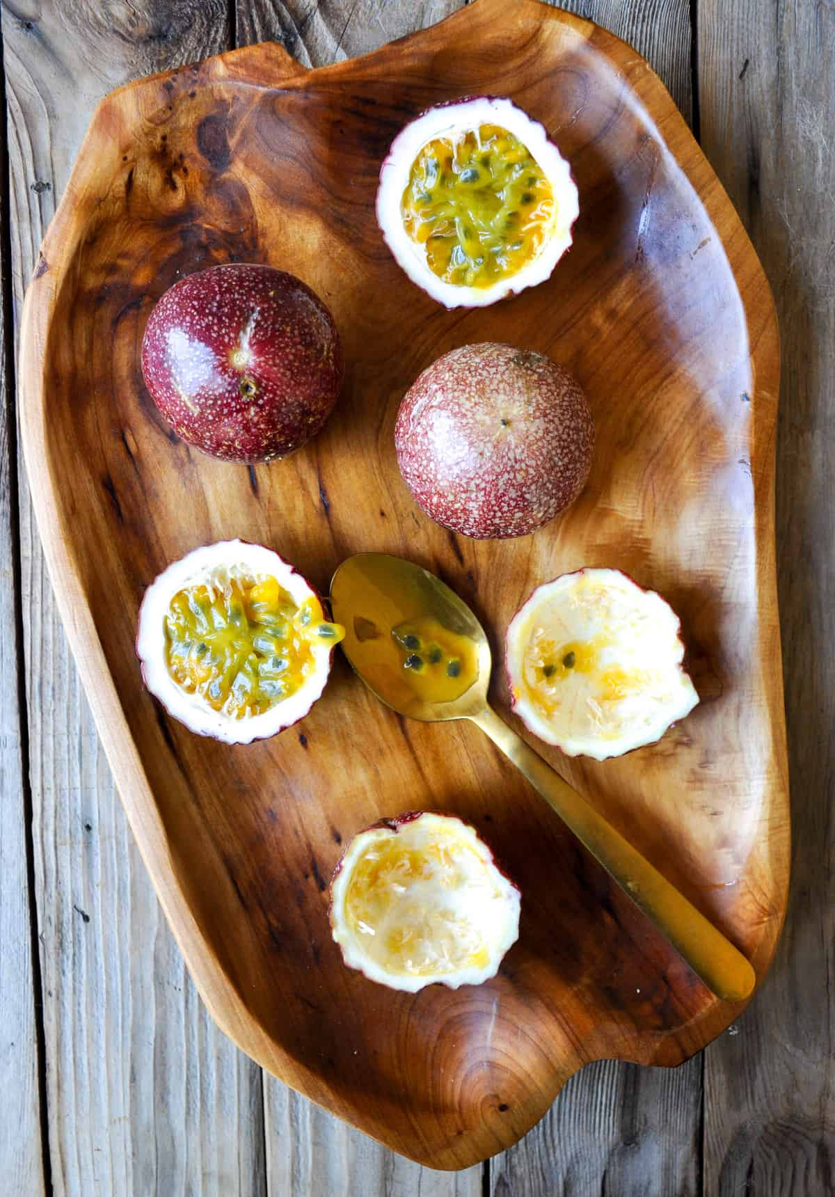 Passion Fruit from California