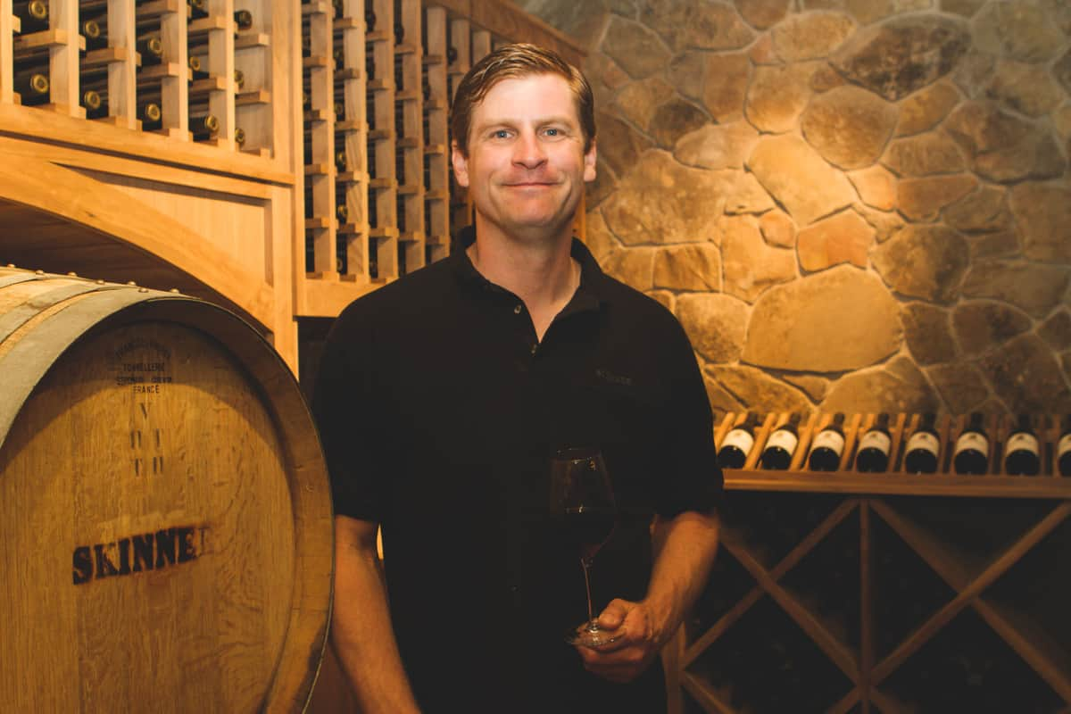 Meet a Farmer: Mark Fowler, Associate Winemaker at Skinner Vineyards