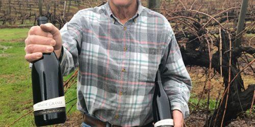 Meet a Farmer: Greg Boeger of Boeger Winery