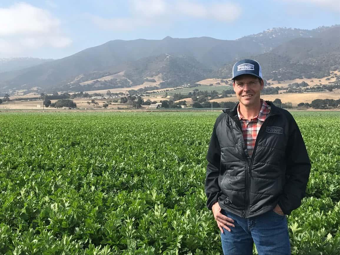 Meet a Farmer: Paul Scheid of Ocean Mist Farms