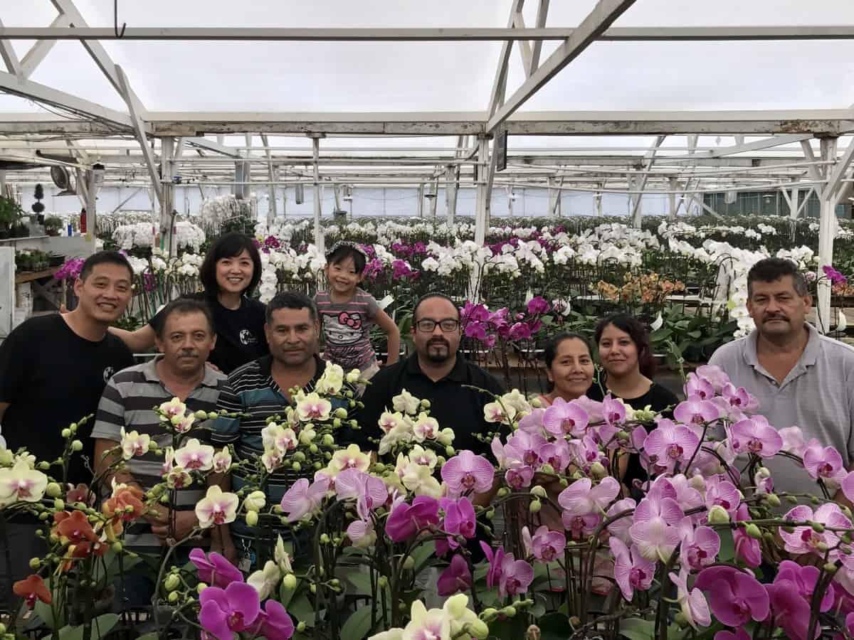 Meet a Farmer: Sundial Farms and South Coast Orchids