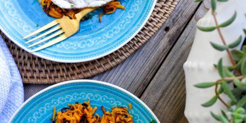 Sweetpotato Hashbrowns