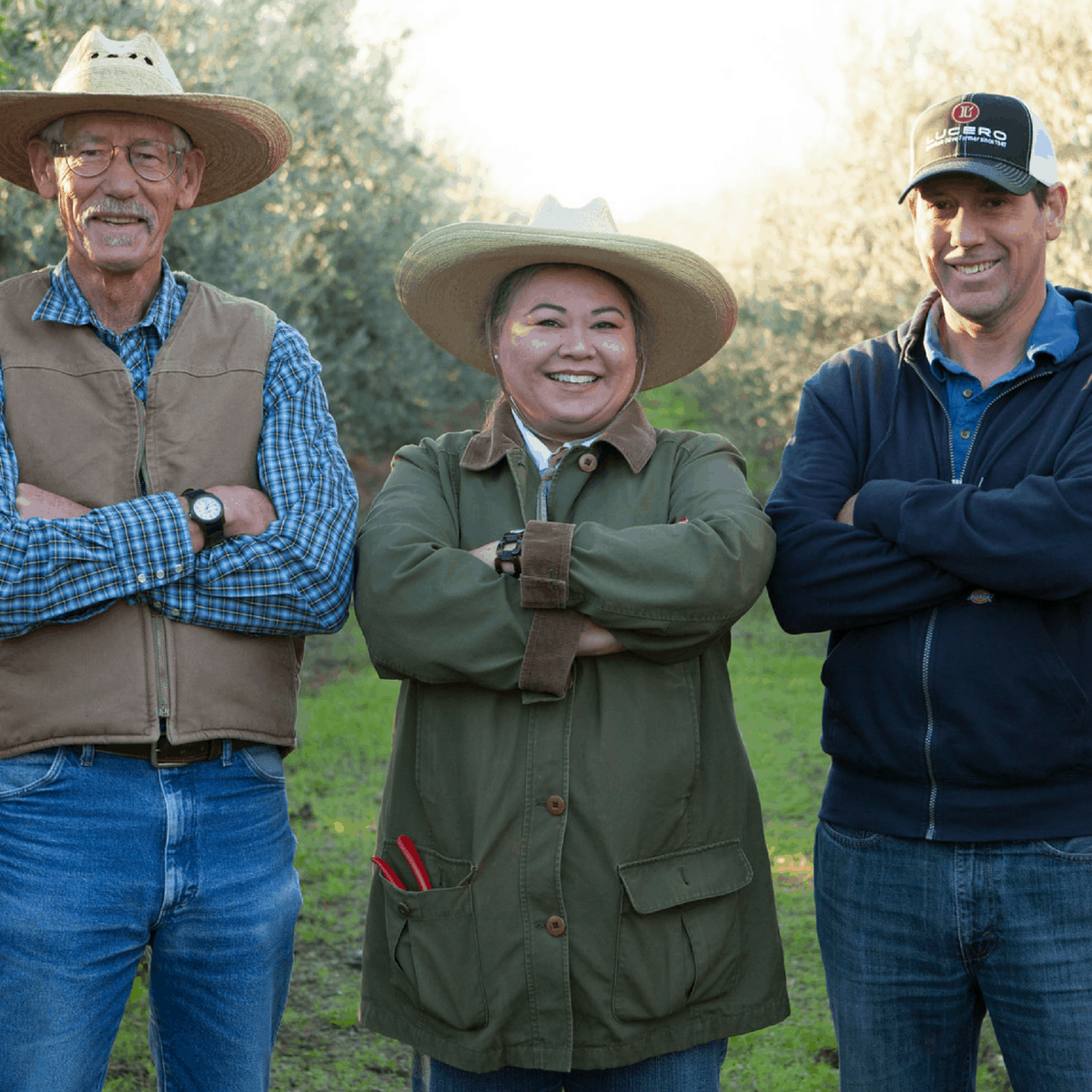 Meet a Farmer: Liz Tagami, General Manager for Lucero Olive Oil