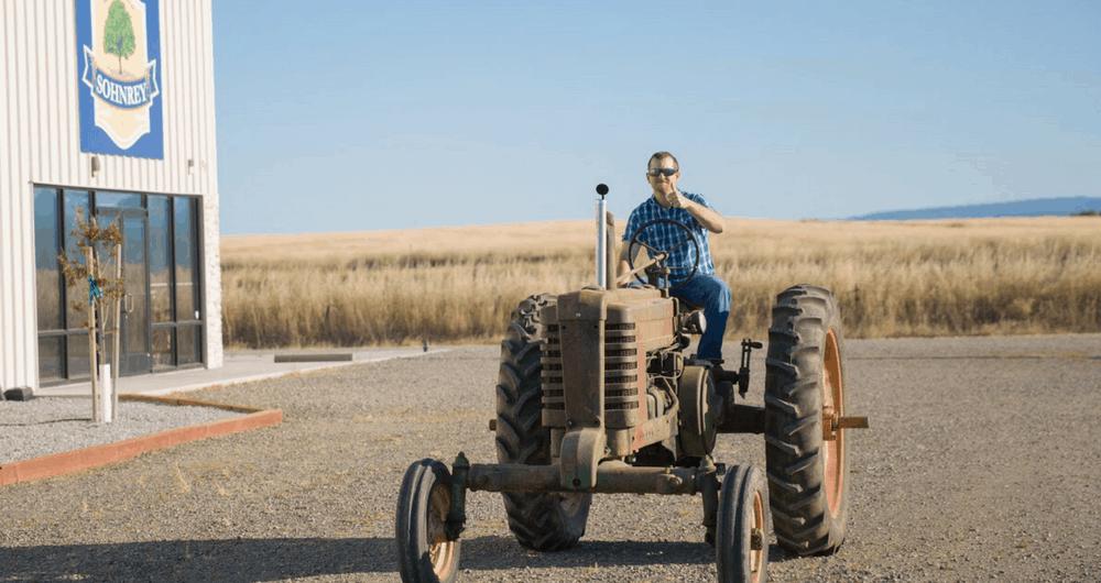 Meet a Farmer – Andrew Sohnrey of Sohnrey Family Farms