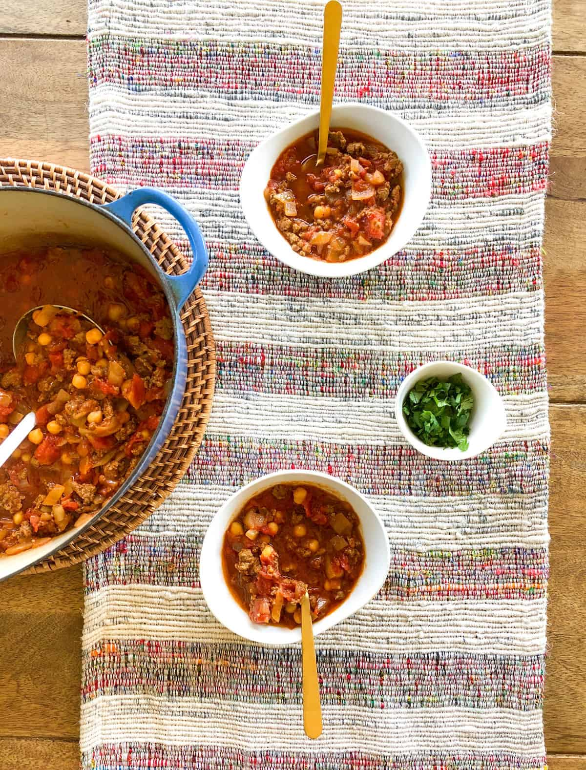 California Lamb Chili