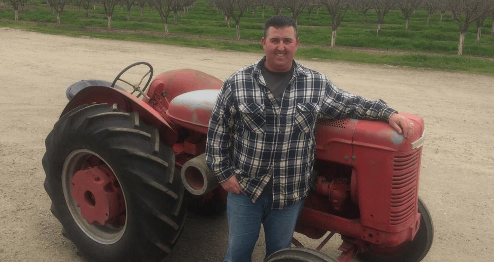 Meet a Farmer: Matt Bozzo of Golden Gate Hop Ranch