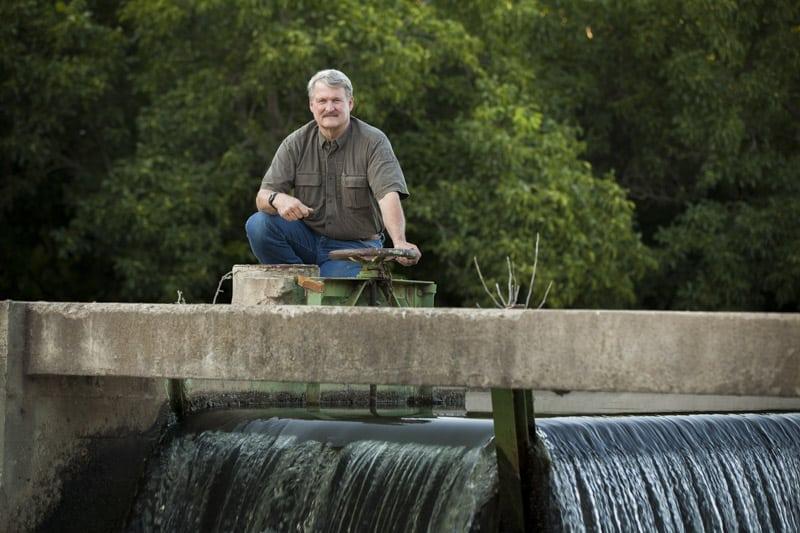 Meet a Farmer: Paul Wenger of Wood Colony Nut Company