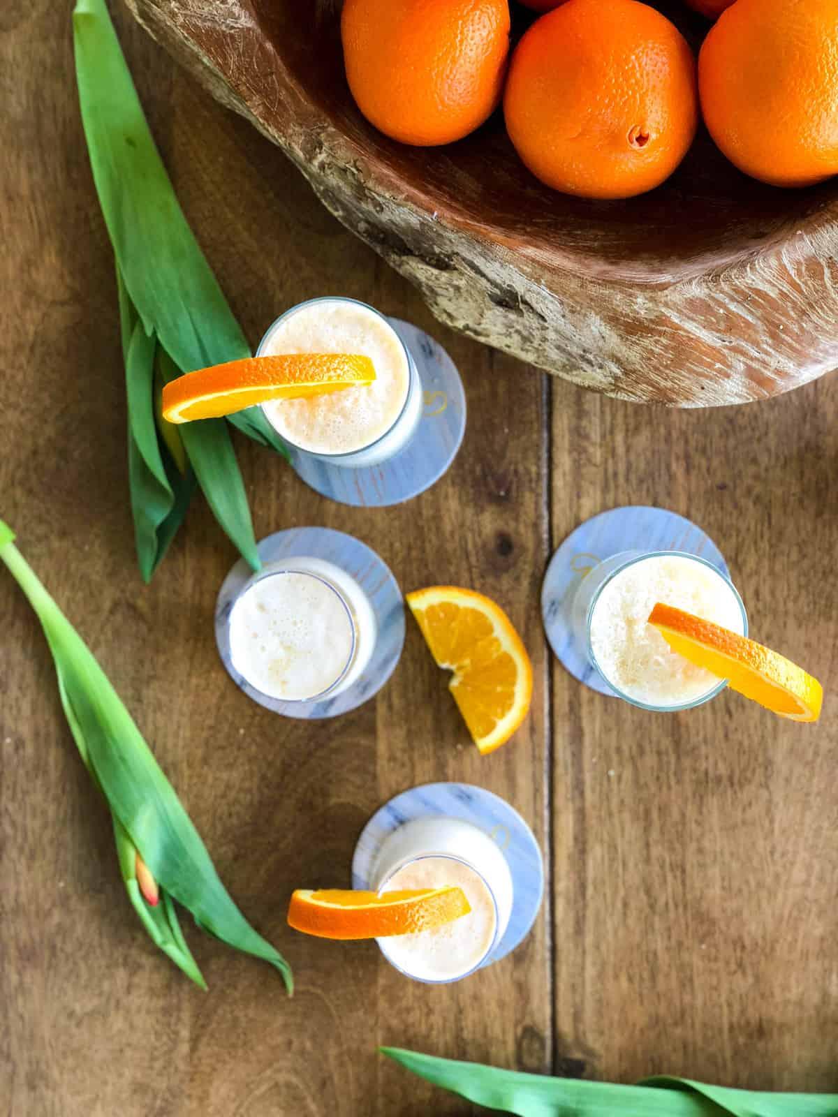 California Orange Julius