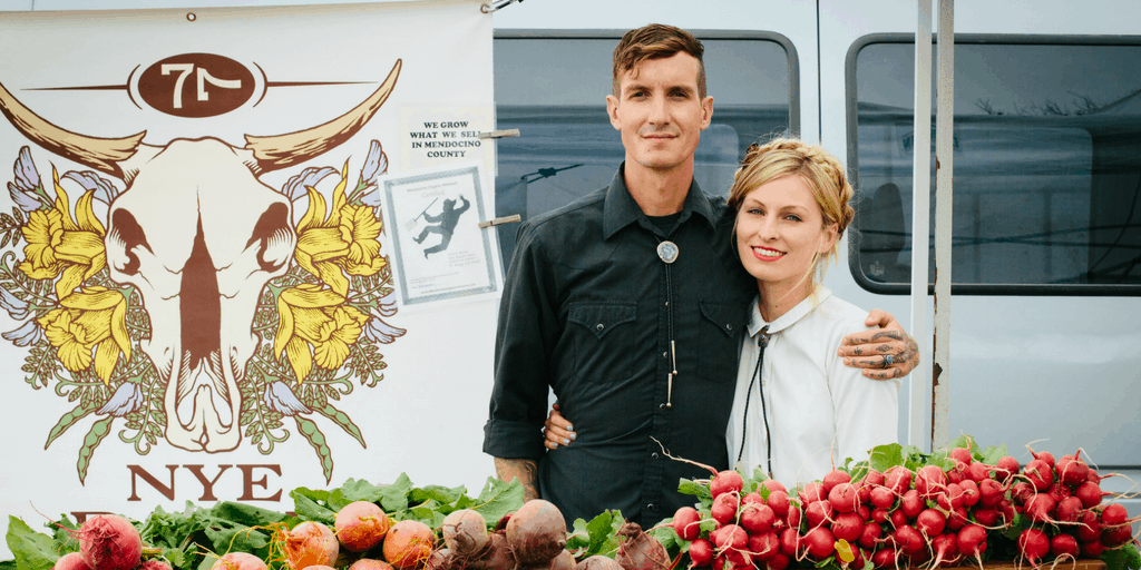 Meet a Farmer: Kyle and Mel Burns of Nye Ranch