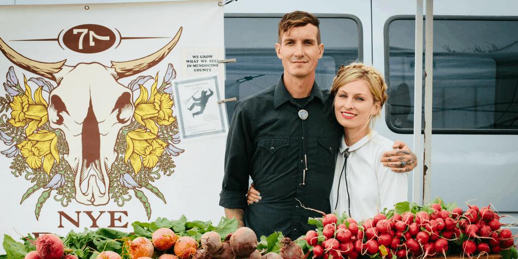 Meet a Farmer: Kyle and Mel Burns of Nye Ranch