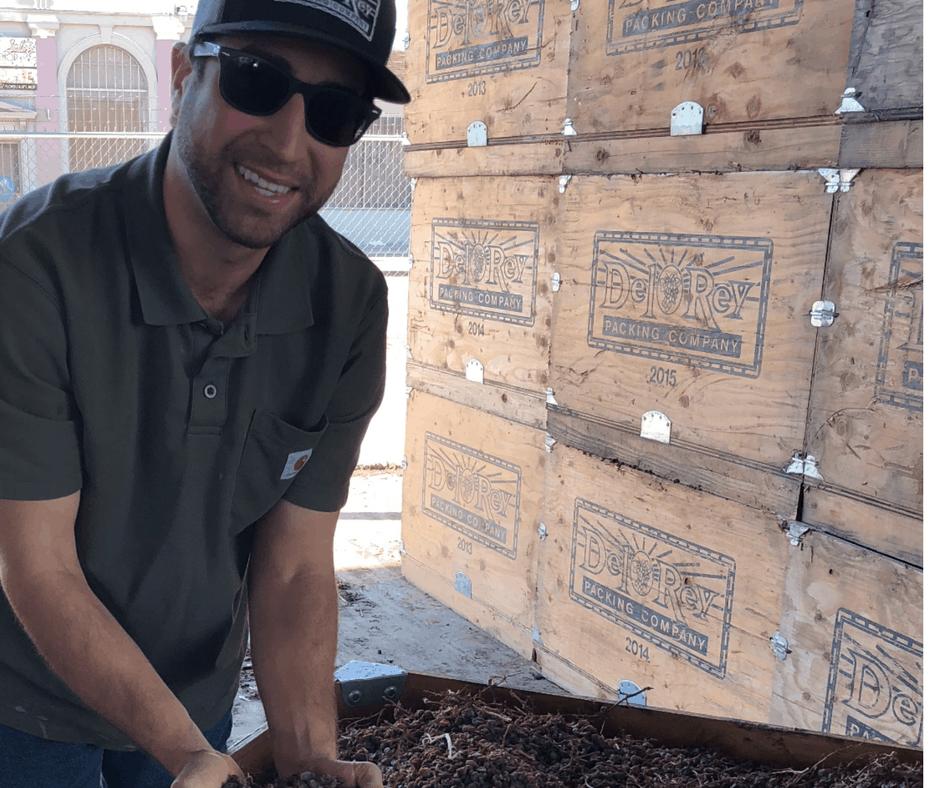 Meet a Farmer: Connor Chooljian of Del Rey Packing