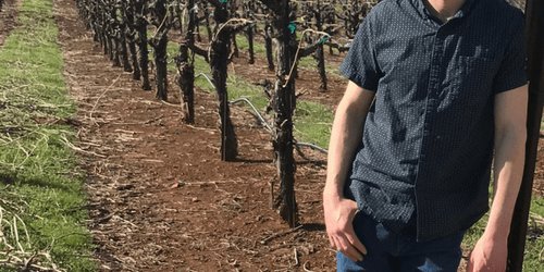 Meet a Farmer: Kevin Jones of Lava Cap Winery