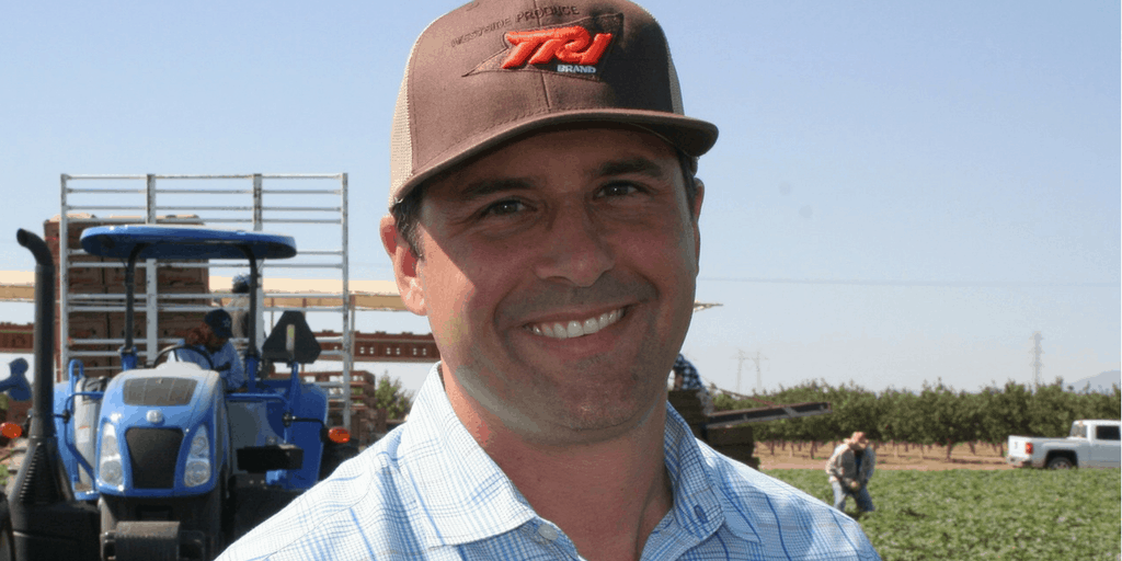 Meet a Farmer: Garrett Patricio of Westside Produce