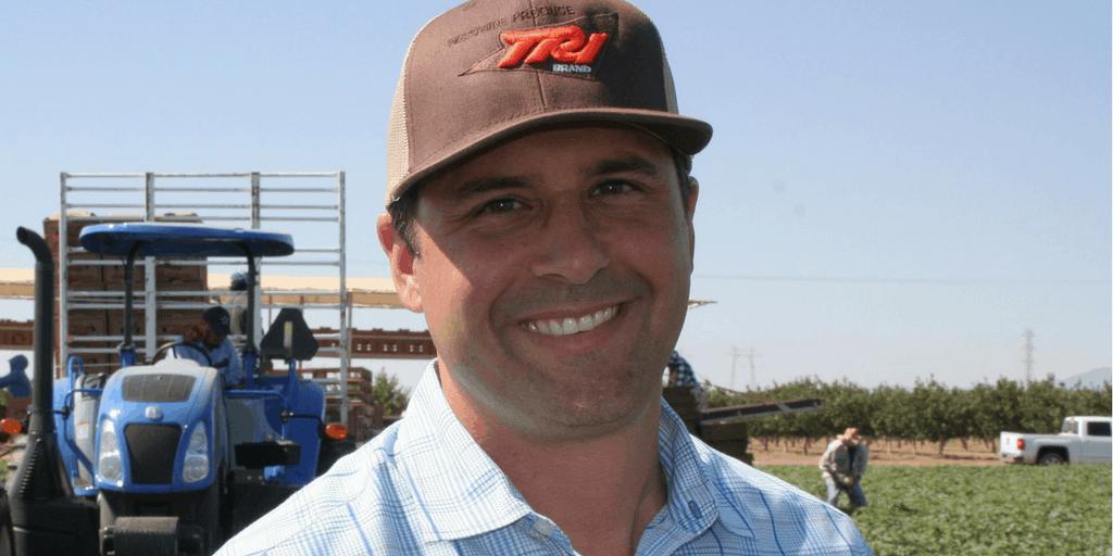 Meet a Farmer: Garrett Patricio of Westside Produce