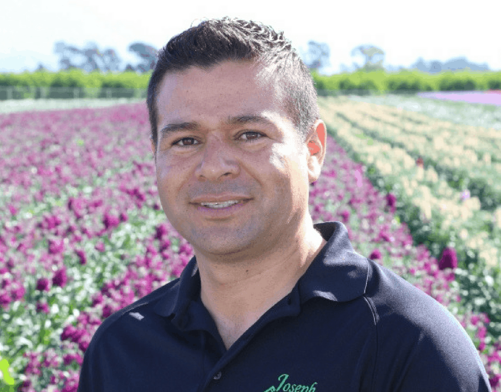 Meet a Farmer: Rafael Ortiz of Joseph and Sons
