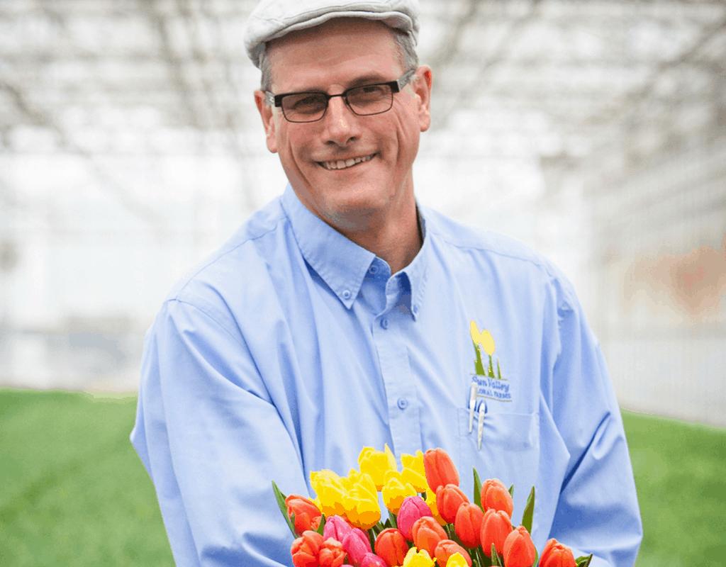 Meet a Farmer – Lane DeVries of Sun Valley Floral Farms