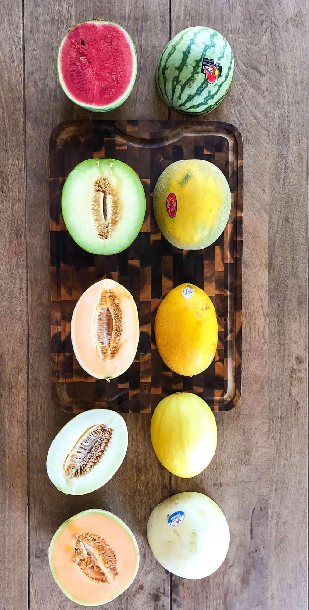 California Melon Season