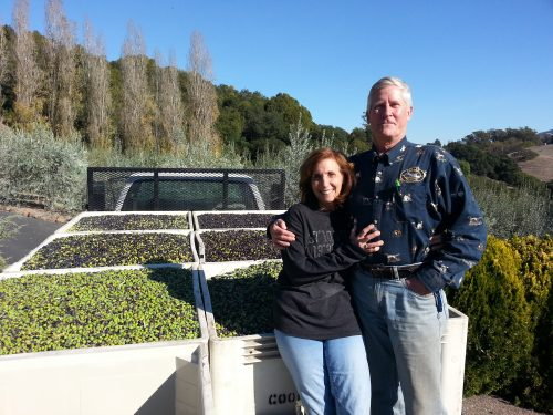 Meet a Farmer: Lewis and Suzanne Jester of Eyrie Olive Oil Company