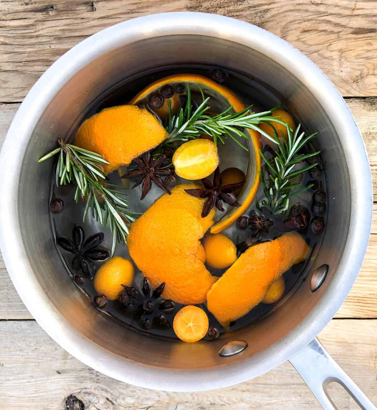 Aromatic Simmer Pot