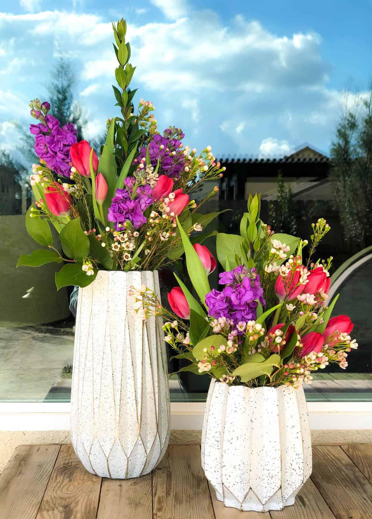 DIY Floral Arrangment
