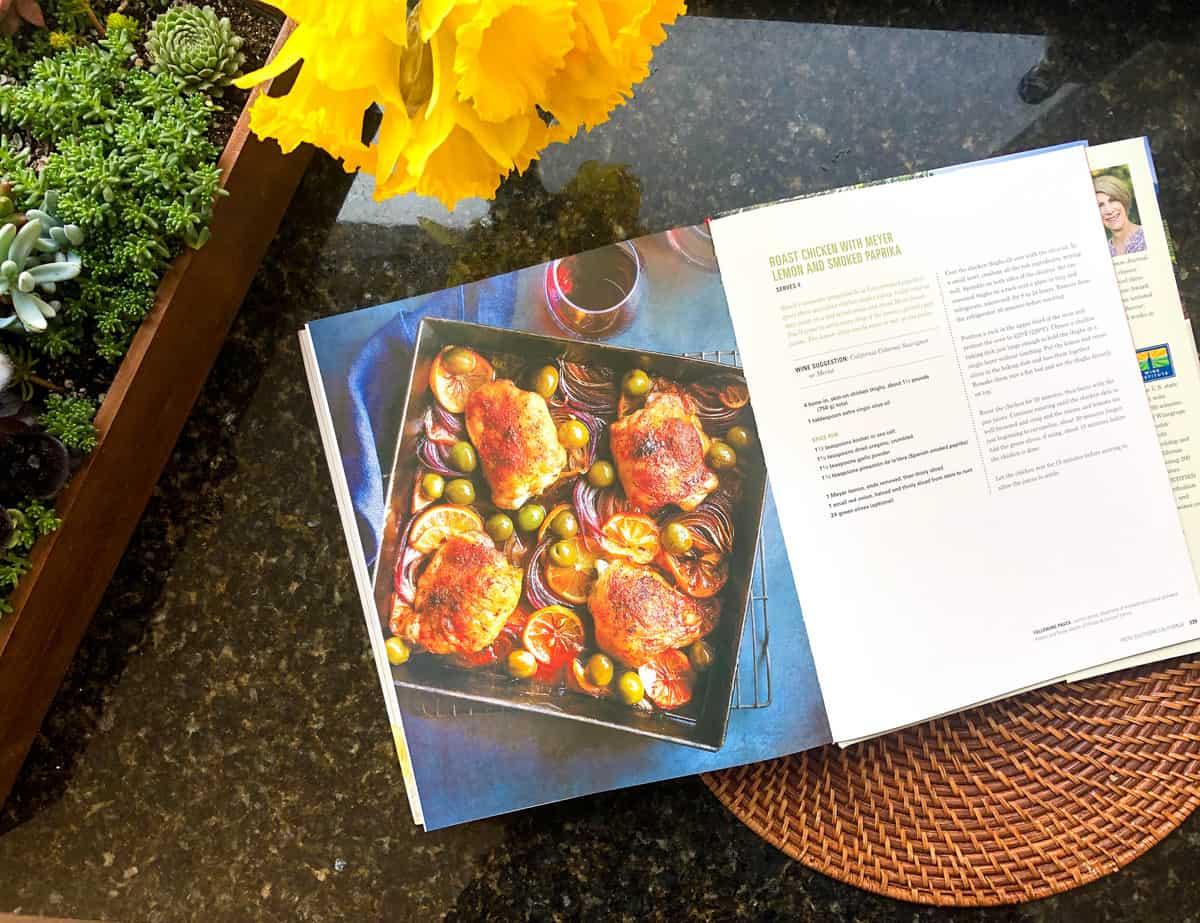 Wine Institute Cookbook