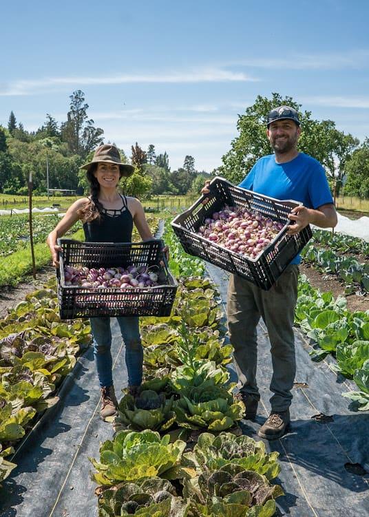 Meet a Farmer: Andy and Julia Henderson of Confluence Farms