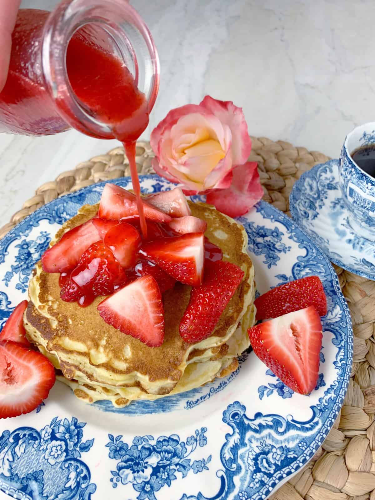 Sweet Strawberry Syrup